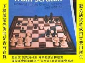 二手書博民逛書店chess罕見tactics from scratchY6118
