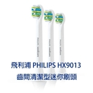 飛利浦 PHILIPS Intercare 齒間清潔迷你刷頭 HX9013 免運費