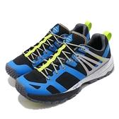 Merrell 戶外鞋MQM Ace GTX 藍綠Gore Tex 防水越野休閒鞋 鞋男鞋