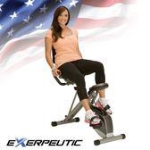 【Paradigm】EXERPEUTIC X-Plus 斜躺式磁控折疊健身車 E1110