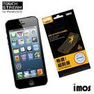 iMos Touch Stream iPhoneSE 霧面保護貼