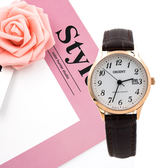 ORIENT 東方錶 FSZ3N007W  女錶 手錶 玫瑰金/28mm