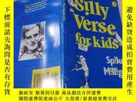 二手書博民逛書店silly罕見verse for kids給孩子們的傻詩Y200392