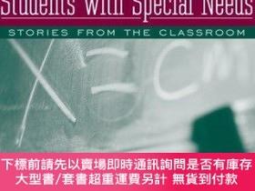 二手書博民逛書店Critical罕見Reflections About Students With Special Needs