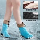 雨鞋 女款雨鞋女士中筒夏季雨靴防滑防水水鞋短筒膠鞋成人水靴套鞋【果果新品】