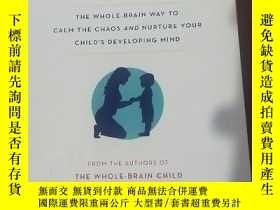 二手書博民逛書店No-Drama罕見Discipline The Whole-Brain Way to CalmY14635