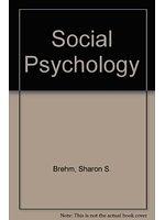 二手書博民逛書店 《Social psychology》 R2Y ISBN:0395538041│SharonS.Brehm