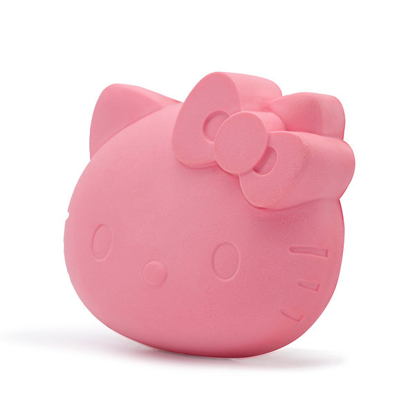 帕瑞詩Hello Kitty沐浴綿1入  ◇iKIREI