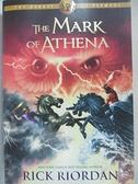 【書寶二手書T1/原文小說_G7I】The Heroes of Olympus, Book Three: The Mark of Athena