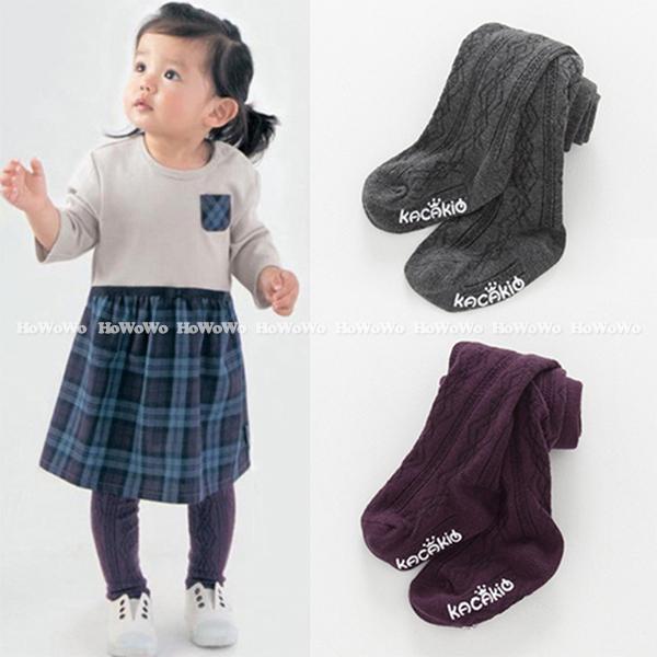 寶寶褲襪 暗紋復古童襪 嬰兒襪 褲襪 CA1165 好娃娃