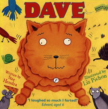 【麥克書店】DAVE /英文繪本 《主題:幽默趣味》