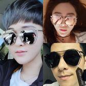 太陽眼鏡 個性鏤空太陽鏡偏光墨鏡眼鏡潮男 台北日光
