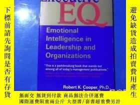 二手書博民逛書店Executive罕見EQY207801 Robert K.Co