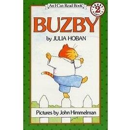 (汪培廷的英文書單) An I Can Read系列:BUZBY/ L2