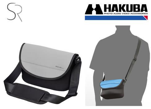 【聖影數位】HAKUBA PIXGEAR SLIM FIT CAMERA CASE M號 側背包 HA20484藍 / HA20487灰 / HA20488黑