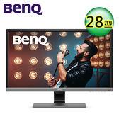 【BenQ】EL2870U 28型 舒視屏護眼液晶螢幕 【限量送電子滅蚊燈】