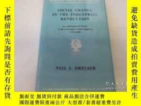 二手書博民逛書店Social罕見Change In The Industrial RevolutionY256260 Neil