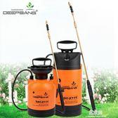 噴霧器農用噴藥壺小型背式高壓打藥桶氣壓式農藥壓力手動澆花噴壺igo    易家樂
