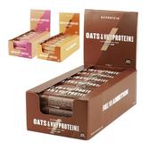 英國Myprotein 燕麥乳清蛋白棒 盒裝/18入