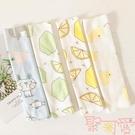 4條裝 嬰兒口水巾擦奶巾寶寶手帕洗臉毛巾...