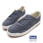 Keds 女鞋 MATCH PIONT經典復刻牛巴戈休閒鞋-藍 83W132592