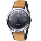 ORIENT東方錶DATEⅡ機械錶 FAC08003A 灰