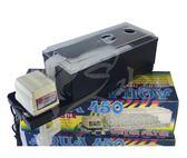 HBAQUA 450單層式上部過濾槽 黑色 1.5尺 附18L馬達 上部過濾器 滴流盒