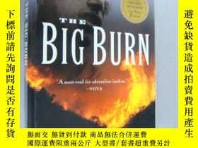 二手書博民逛書店The罕見Big Burn (Spur Award Winner