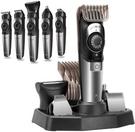 HATTEKER 【日本代購】電動理髮器 無線充電式可水洗附件38檔長度可調節