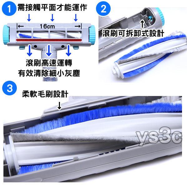 聲寶渦輪床刷吸頭 【軟刷毛高速轉動】渦輪吸頭 微型渦輪滾刷 棉被吸頭 G52 床墊吸頭 EC-14AC