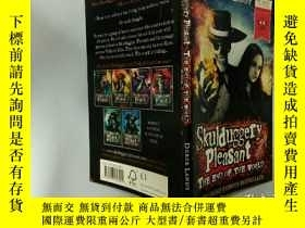 二手書博民逛書店Skulduggery罕見Pleasant The End Of The World:世界末日令人愉快Y200