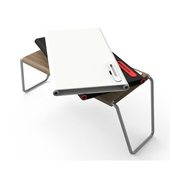MONITORMATE PlayTable木質多功能行動桌板床上桌/懶人桌床上可折疊小桌子床上懶人桌寢室書桌