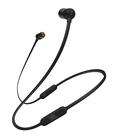 【現貨】日本熱銷款 JBL Bluetooth 無線耳機/帶麥克風/帶磁鐵T110BT - 黑