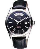 epos Day-Date復刻機械腕錶-黑 3410.142.20.15.25FB