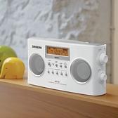 【山進】 SANGEAN PR-D5 二波段 數位式時鐘收音機 調頻立體 RDS / 調幅 (FM RDS/AM) 公司貨