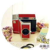 樂魔派 『Lomo'Instant Square 連鏡頭套組 紅色皮革版』方形/拍立得相機/自動/快門/曝光