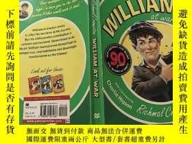 二手書博民逛書店william罕見at war rich mal Crompton 威廉在戰爭時期富有的曾經是克朗普頓Y200