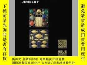 二手書博民逛書店Wiener罕見Werkstatte JewelryY405706 Janis Staggs ISBN:97
