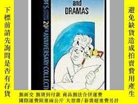 二手書博民逛書店Dramatists罕見And Drama (bloom s Literary Criticism 20th An