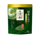 《TSUJIRI》抹茶拿鐵粉御特濃茶風味160g【愛買】