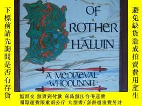 二手書博民逛書店The罕見Confession of Bother Haluin