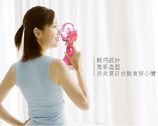 <特價出清>隨身涼噴水風扇【AE04153】99愛買小舖