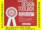 二手書博民逛書店Logo罕見Design ToolBox 標誌設計工具箱Y247848 gestalten Gestalten