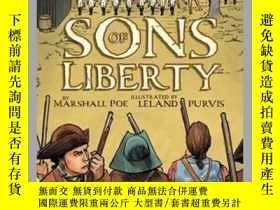 二手書博民逛書店Sons罕見of LibertyY362136 Marshall Poe Aladdin (June 17,.
