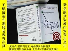 二手書博民逛書店The罕見Principle of the PathY167411 Andy Stanley