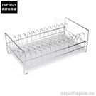 INPHIC-不鏽鋼盤子架置物架盤架碗架廚房實用單層廚房用品碗碟架_DZJK