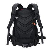 專業佳能尼康雙肩攝影背包戶外旅行單反相機雙肩包防水防盜大容量