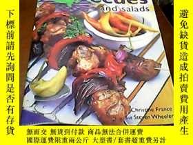 二手書博民逛書店BARBECUES罕見AND SALADS 燒烤和沙拉Y1873