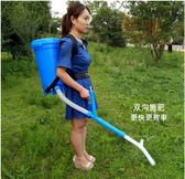 升級款施肥器農用玉米蔬菜追肥器手動草莓果樹施肥機加厚桶溜肥器『新佰數位屋』