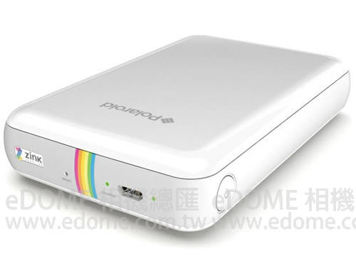 POLAROID 寶麗萊 ZIP 白 白色 口袋型相印機 (24期0利率 免運 國祥公司貨) 隨身印表機 相片印表機